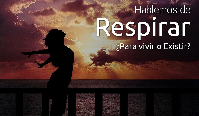 Respirar para